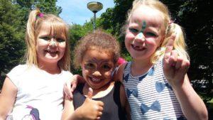 Foto 3 kinderen Ponhorst