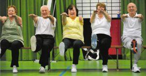 Sportief senioren